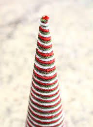 holiday how to table top christmas trees u2014 fry by design