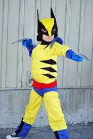 Octonaut Halloween Costume Toddler Wolverine Costume Hoodie Toddlers Costumes