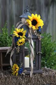 amazing blue and yellow wedding centerpieces 1000 ideas about