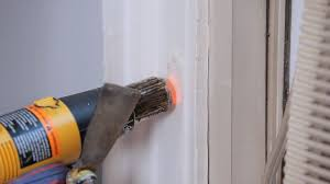 how to strip paint using a heat gun house painting youtube