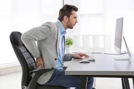 posture au bureau comment adopter une bonne posture assise pour le dos au bureau