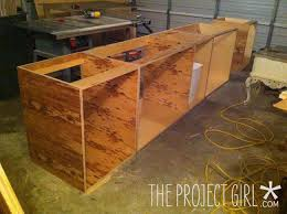 Island Kitchen Cabinet Make Your Own Kitchen Cabinets Building Island Can You How To