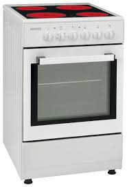 oranier free standing electric cooker dc 1930 white