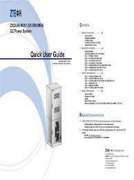 zxdu68 w201 v5 0r05m04 dc power system quick user guide pdf