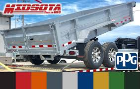 New Paint by Fresh New Paint Color Available From Midsota Manufacturing Inc