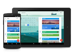 official google cloud blog gmail and calendar apps on android