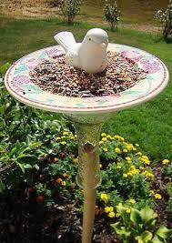 Bird Bath Decorating Ideas Best 25 Concrete Bird Bath Ideas On Pinterest Bird Bath Bowl