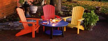 polywood outdoor furniture poly patio furniture zook cabins