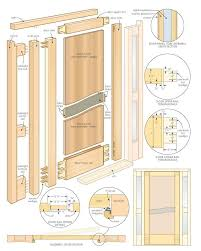 How To Make A Exterior Door Build A Solid Yet Playful Entry Door