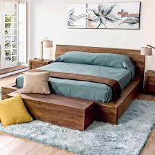letto a legno massello letto etnico in legno massello di mango outlet mobili etnici