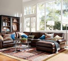 pottery barn livingroom pottery barn pictures of living rooms gavin reclaimed wood bookcase