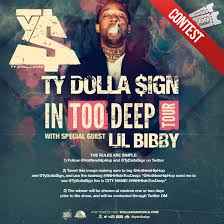 ticket giveaway ty dolla ign u0027s