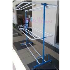 dhome multi purpose clothes hanger outdoor drying rack
