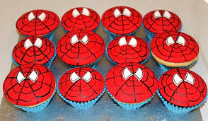 spiderman cake bliss