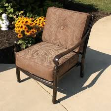 Piece Southwind Deep Seating Patio Set  By Leisure Select - Heavy patio furniture