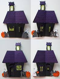 dimensional haunted house pazzles craft room