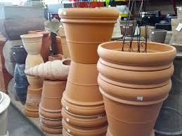 terracotta pots pots