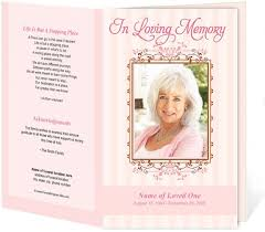 funeral program printing services 214 best creative memorials with funeral program templates images