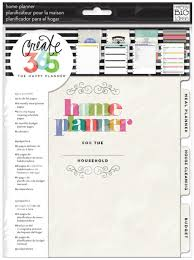 create 365 the happy planner meal planner put to good use