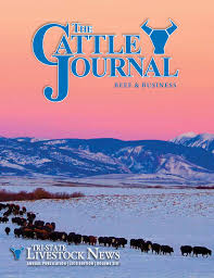 Tsln Winter Cattle Journal 2015 By Tri State Livestock News