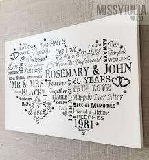 25 year anniversary gifts wedding ideas weddingeas silver annivesary vase 25th anniversary