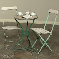 Ethan Allen Bistro Table Antique French Bistro Table U2013 Valeria Furniture