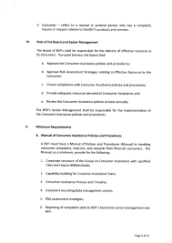 bsp circular no 857 bsp regulations on financial consumer
