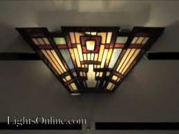 Stained Glass Wall Sconce Quoizel Wall Sconces