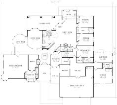 single story 5 bedroom house plans 5 bedroom house plans 1 story andreacortez info