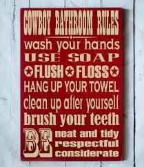 western bathroom decor home interior design