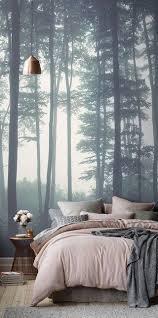 tapeten ideen schlafzimmer die besten 25 wald tapete ideen auf wald schlafzimmer