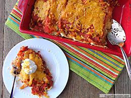 healthier turkey enchiladas gluten free