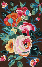 Floral Pattern Rugs 115 Best Rugs Images On Pinterest For The Home Colorful Rugs