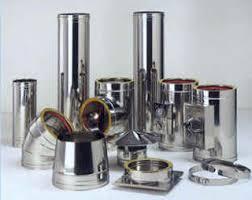prezzi canne fumarie in acciaio per camini canne fumarie per camini in acciaio inox profilati alluminio