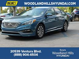 used 2015 hyundai sonata for sale woodland hills ca