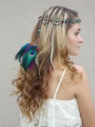 peacock headband peacock feather beaded crown mojo s free spirit