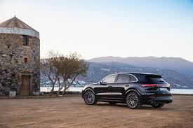 porsche suv inside test drive 2019 porsche cayenne turbo cool hunting