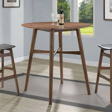 Bar Stool And Table Sets Mid Century Modern Round Bar Table Set Bistro And Bar Table Sets
