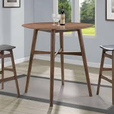 Mid Century Bistro Table Mid Century Modern Bar Table Set Bistro And Bar Table Sets