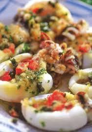 cuisiner des seiches recette seiches gratinées des pouilles savoureuse méditerranée