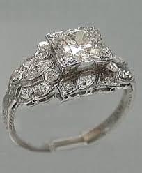1920s art deco engagement rings wedding promise diamond
