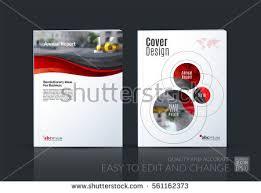 business vector set brochure template layout imagem vetorial de