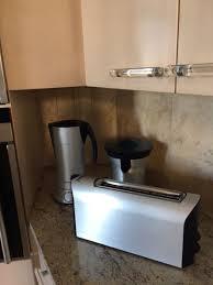 siemens porsche design toaster siemens porsche design blender juicer and toaster at r500 each