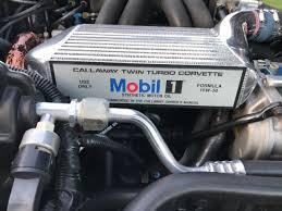 turbo corvette 1989 callaway turbo corvette chevrolet corvette