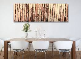 abstract panoramic canvas wall bring the roof