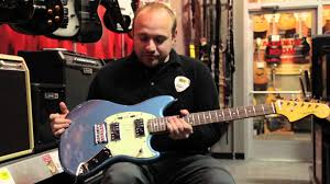 pawn shop fender mustang fender pawn shop mustang special product demo