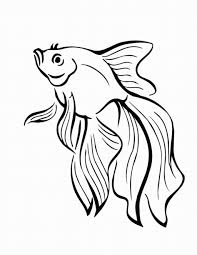 41 free fish animal coloring pages printable for kids fish