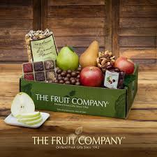 fruit gift box the snack and fruit gift box