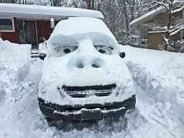 Snow Meme - car is enjoying the snow meme guy