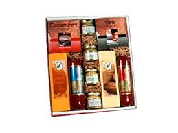 cheese gift box party cheese and sausage assortment gift box